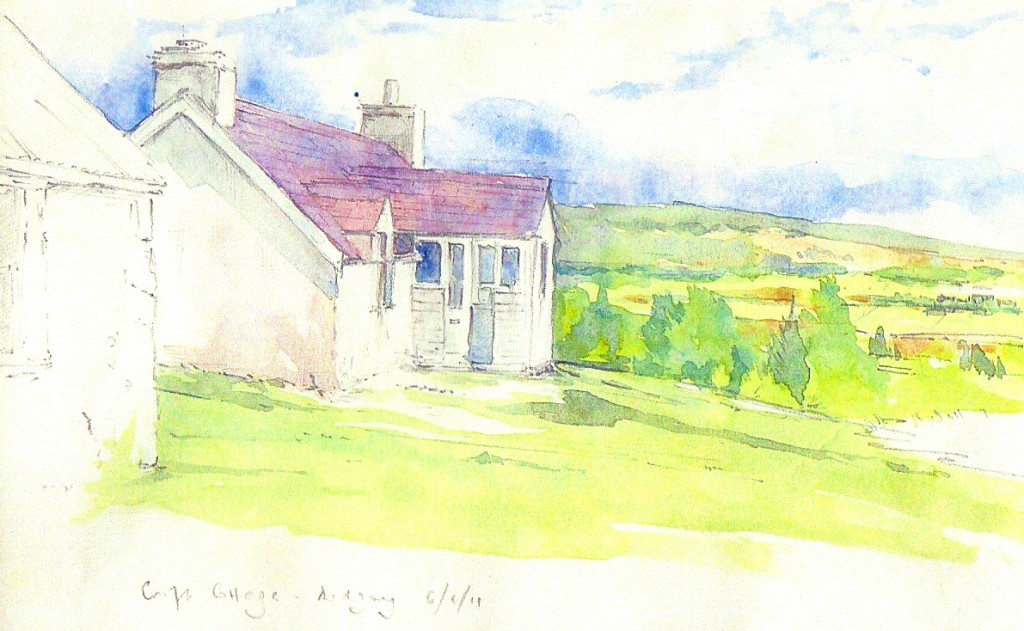 The Croft (Ardgay), by Simon Austin